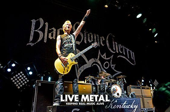LIVE PHOTOS: Black Stone Cherry - 08/10/16 - Merriweather Post Pavilion…