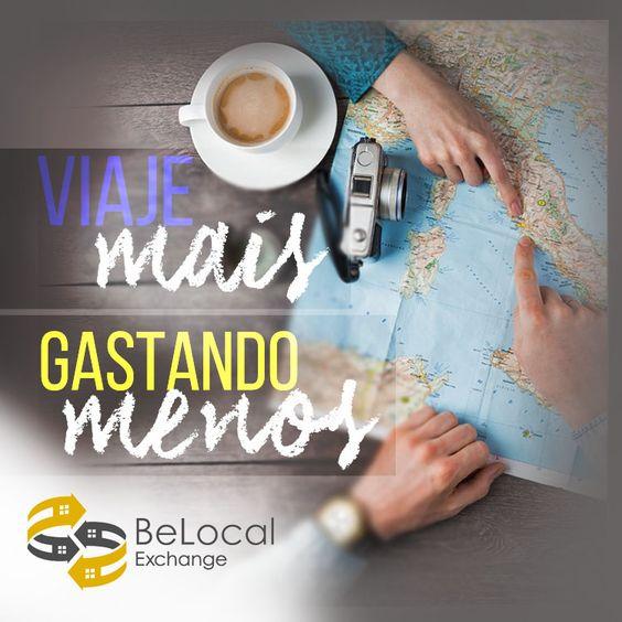 BeLocal Exchange: a primeira rede brasileira de troca de casa.