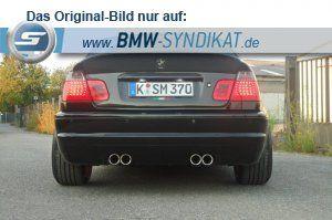 E46 CSL Limousine - 3er BMW - E46