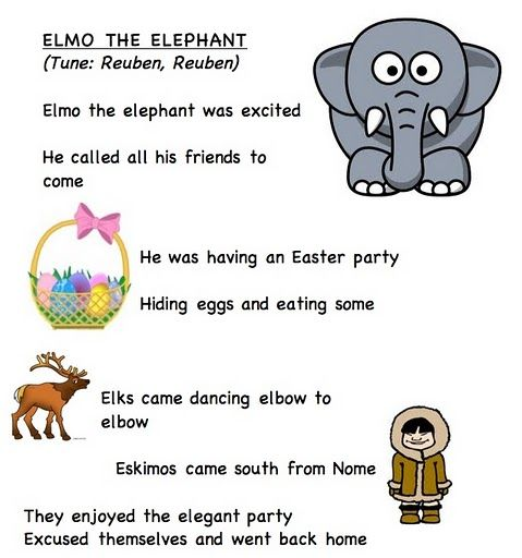 Elmo the Elephant