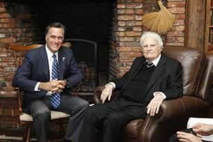 Cool!!! I'm glad Billy Graham supports Mitt Romney!