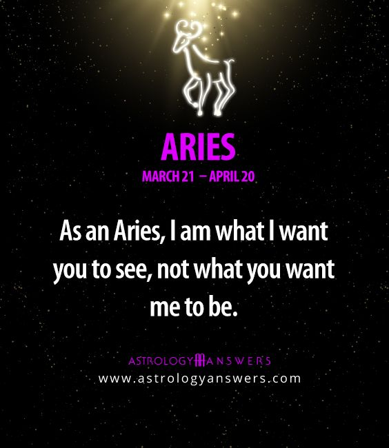 #Aries just click on the picture to read more about you!