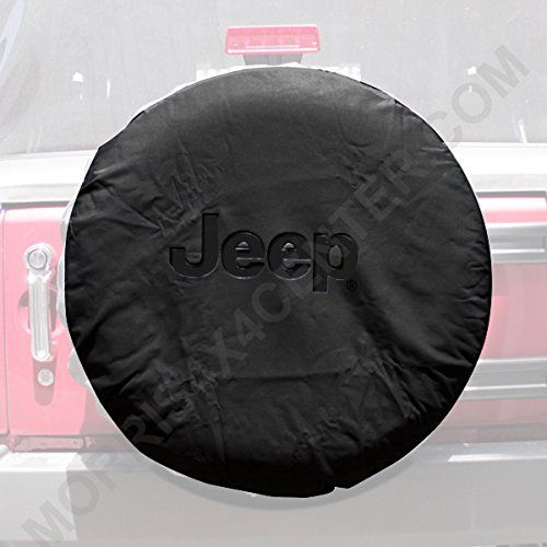 Jeep 82209949ab 30 Inch Spare Tire Cover By Chrysler For More Information Visit Image Link This Is An Affiliate Spare Tire Covers Tire Cover Spare Tire