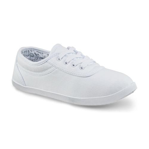 Oxford shoes, Canvas shoes