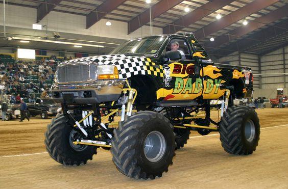 Real Carros / Carros de Verdad: Monster trucks