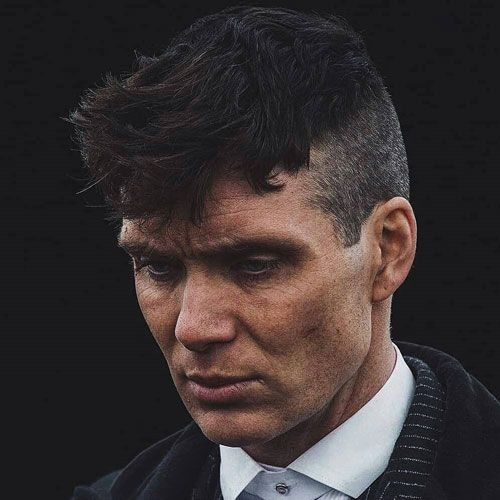 Tommy Shelby Haircut What To Ask For