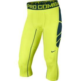 Nike Men's Pro Combat Hypercool Three-Quarter Compression Tights - Dick's Sporting Goods