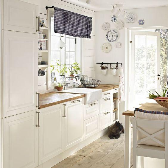 Cuisine Ikea : découvrez la collection 2012 : Cuisine Ikea : modèle Lidingo - Déco - Plurielles.fr