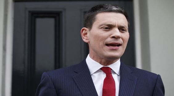 David Miliband: the smug, archetypal Blairite returns