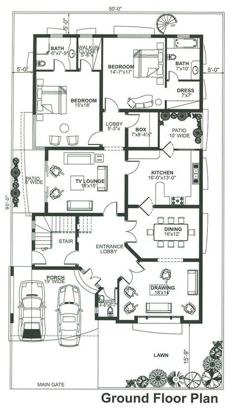 6 Bedroom House Plans 7 1 Knal Double Story House Design 6 Bed