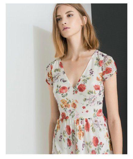 Vestido Floral Lindo. **Atenção ao tamanho e - Produto 572014 | AIRU