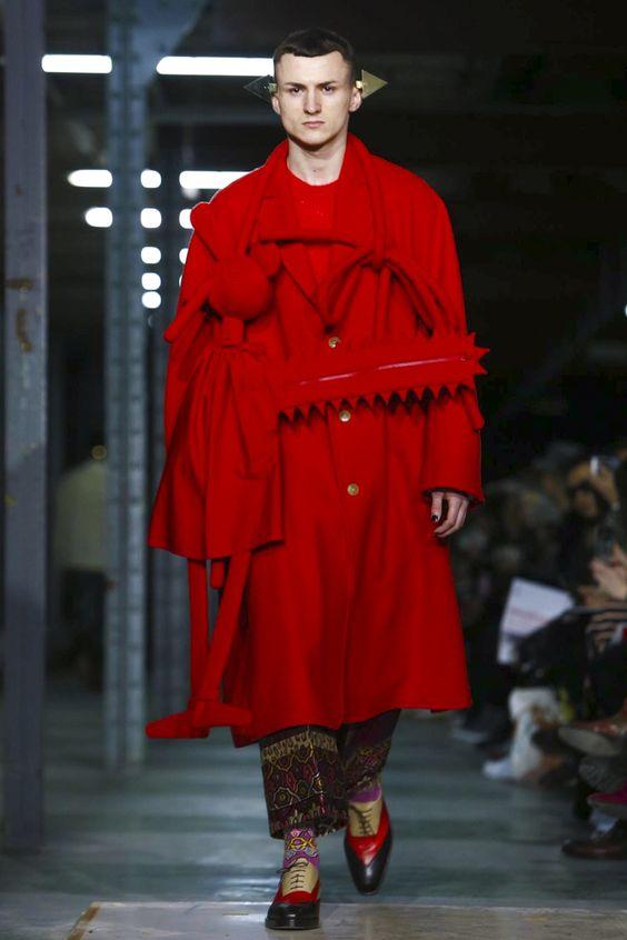 Walter Van Beirendonck Menswear Fall Winter 2016 Paris