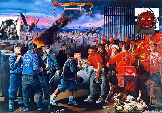 Crip Shootings | Bloods Vs Crips Picture | history ...