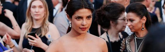 Priyanka Chopra's gown meant business at Oscars, not style