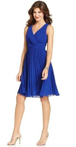 Cobalt blue cocktail dress $38  Dresses  Pinterest  Cobalt blue ...