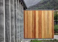 Pädagogisches Zentrum in Norditalien / Beton in Metalloptik - Architektur und Architekten - News / Meldungen / Nachrichten - BauNetz.de