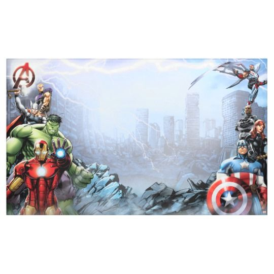 Marvel Avengers Birthday Banner Zazzle Com In 2021 Avengers Birthday Avengers Birthday Party Decorations Avengers Party Invitation