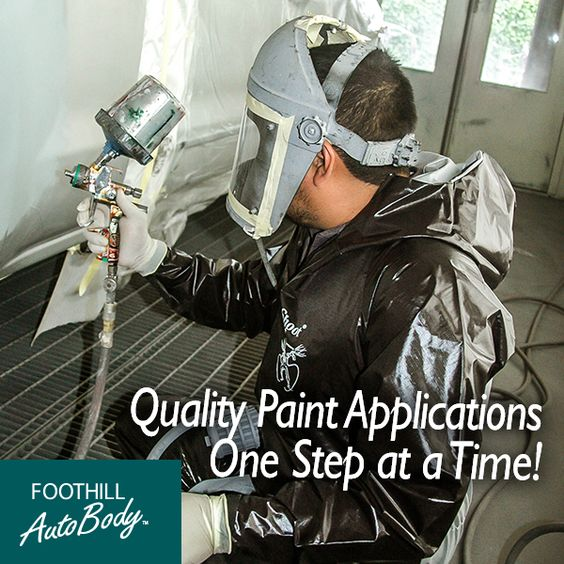 Getting the job done one step at a time! #work #workinghard #stepbystep #details #collisionrepair #paint