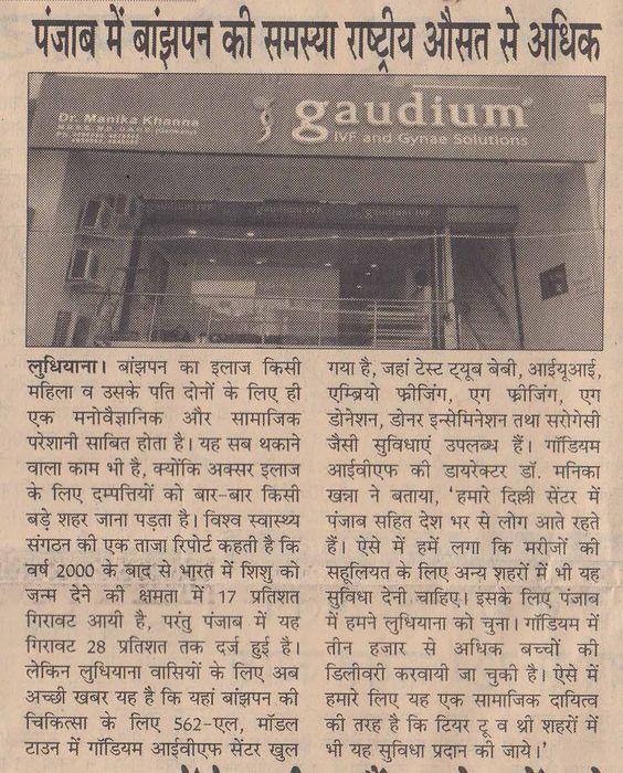Gaudium Ludhiana, Divya Ranbhoomi, Pg 2, 25 Feb 2014