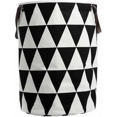 ferm LIVING Triangle Laundry Basket | AllModern