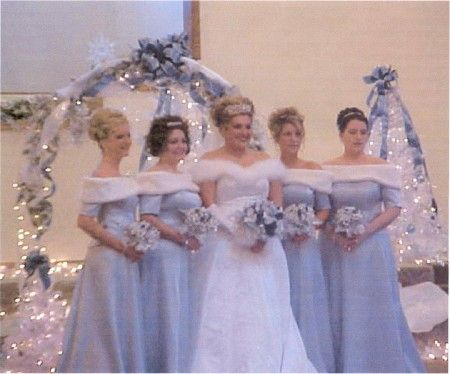 Don't forget to ugly up your bridesmaids!: