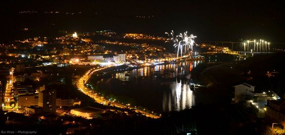 OLHAR d' OURO: O Douro também tem encantos à noite...