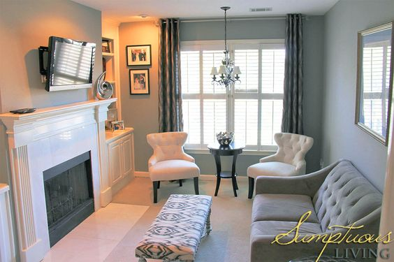 Put some glam in your master bedroom space with classic Hollywood style!