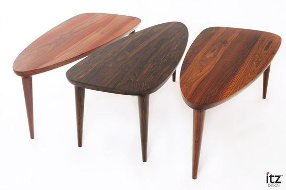 coffee table Tikin - ITZ - Mayan Wood Furniture