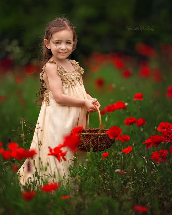 Poppy Princess by Suzy Mead on 500px