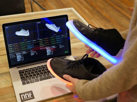 Orphe | smart-footwear