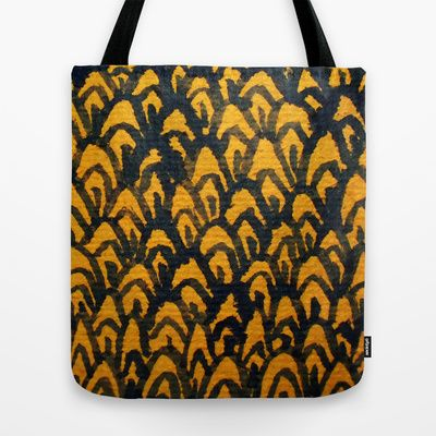 mountains Tote Bag by dissabtes - $22.00