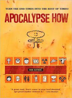 The Ladies' Guide to Surviving Anypocalypse: Survivor's Bookshelf: Apocalypse How
