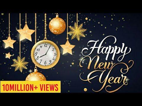 Happy New Year 2020 Happy New Year Whatsapp Status Video 2020 New Year Count Down Video Happy New Year Wishes New Year Wishes New Year Wishes Messages