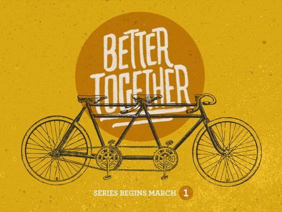 Better Together Sermon Series 2 by Hampton Creative (Tulsa, OK)