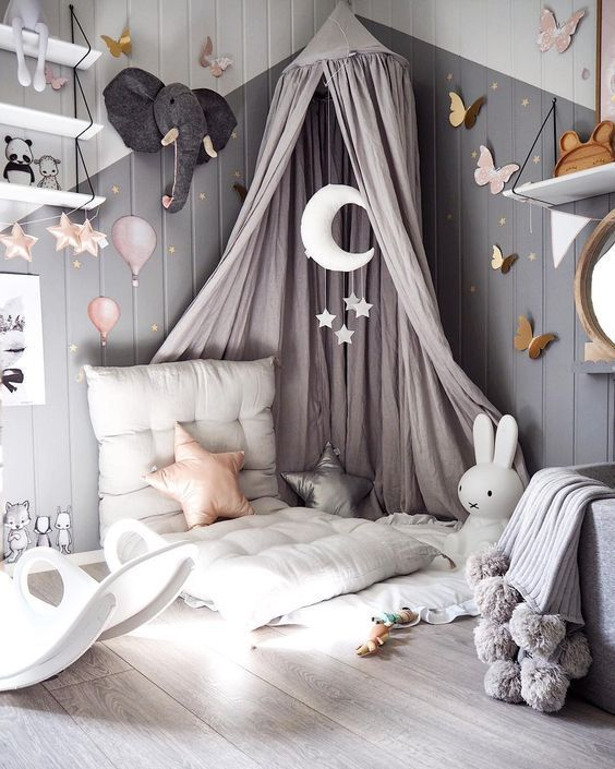 30 Stylish Girls Bedroom Ideas 2020 For Your Daughter S Room