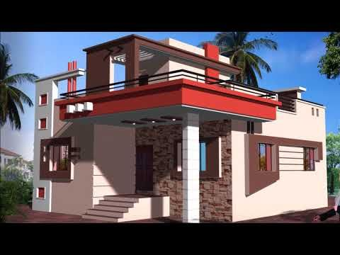 Only Ground Floor House Designs Youtube With Images House