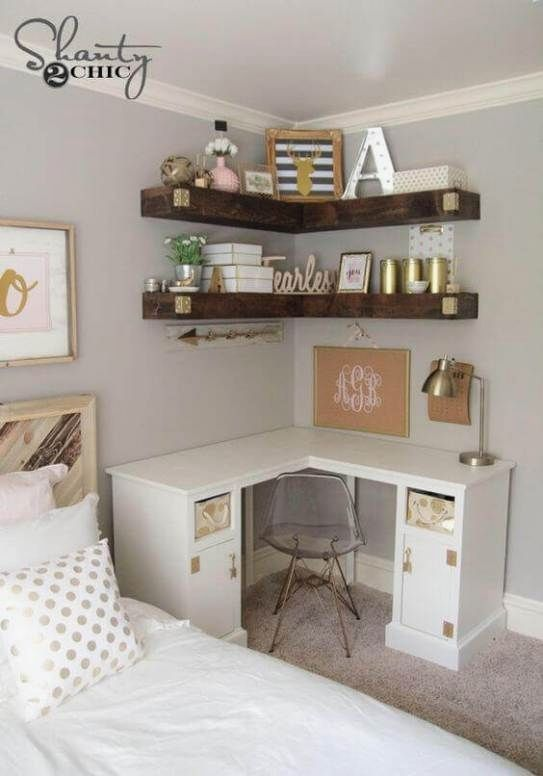 26 Small Bedroom Ideas For Couples Teenage Girl Boy On A