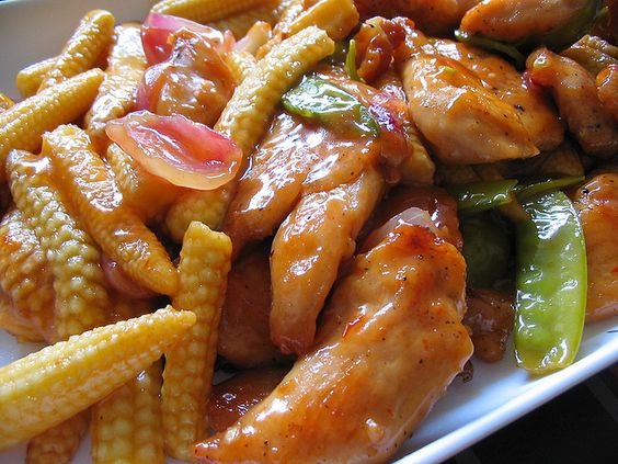 Tangy Chicken. Printable Coupons at http://www.couponscrate.com/