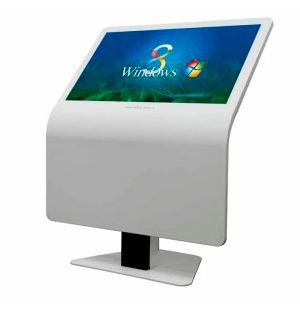 outdoor digital kiosk
