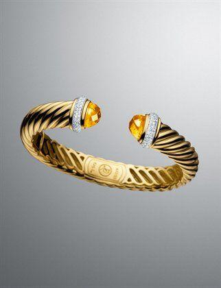 gold david yurman