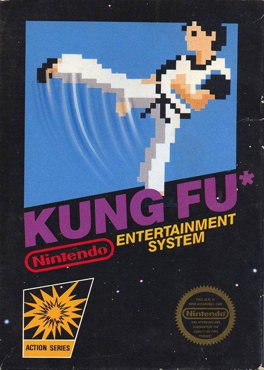 Play Kung Fu Online Free Nes Nintendo Nintendo Juego De Arcade Videojuegos Clasicos