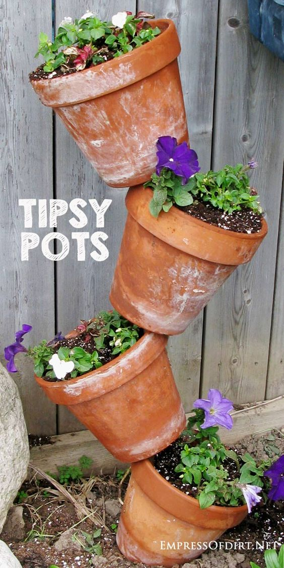 topsy turvy planter instructions