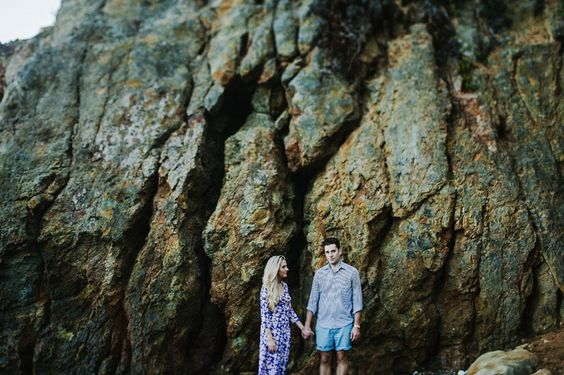 Engagement pictures in LA | tyler branch photo