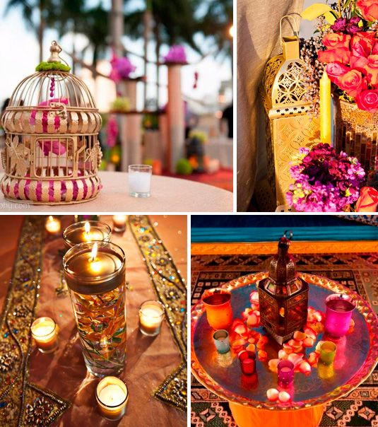 Decoraci N Arabe Fiestas De 15 Pinterest Mesas