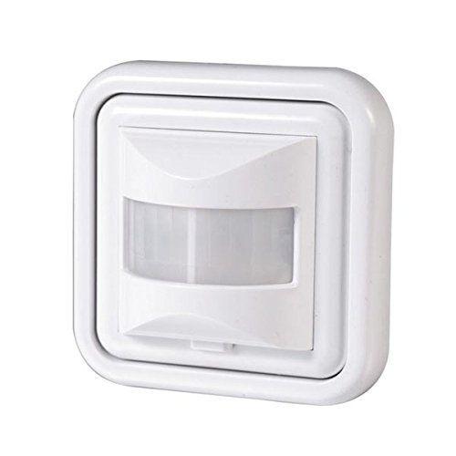 Bewegungsmelder 500 W Licht Schalter Led Wand Einbau Infrarot Unterputz Wei 223 Wandtresor Kaufen De Led Wand Bewegungsmelder Led