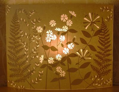 Hannah Nunn: illuminated wall panels
