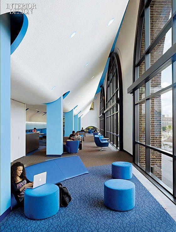2013 BOY Winner: Study Hall/School Library
