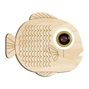 Oeilleton poisson