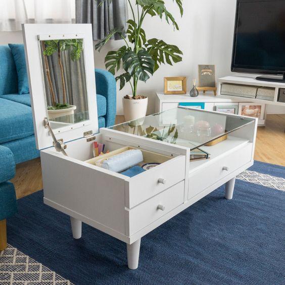 ロウヤ、ニトリ、IKEAのおすすめドレッサーテーブル10選!ロータイプや小型サイズも