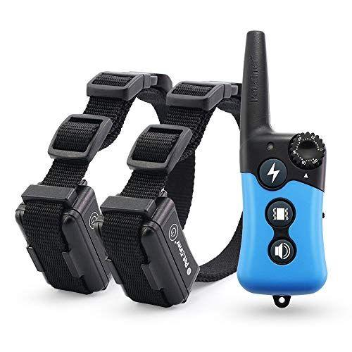 Petrainer Pet619a2 Remote Dog Shock Collar 660ft Dog Training
